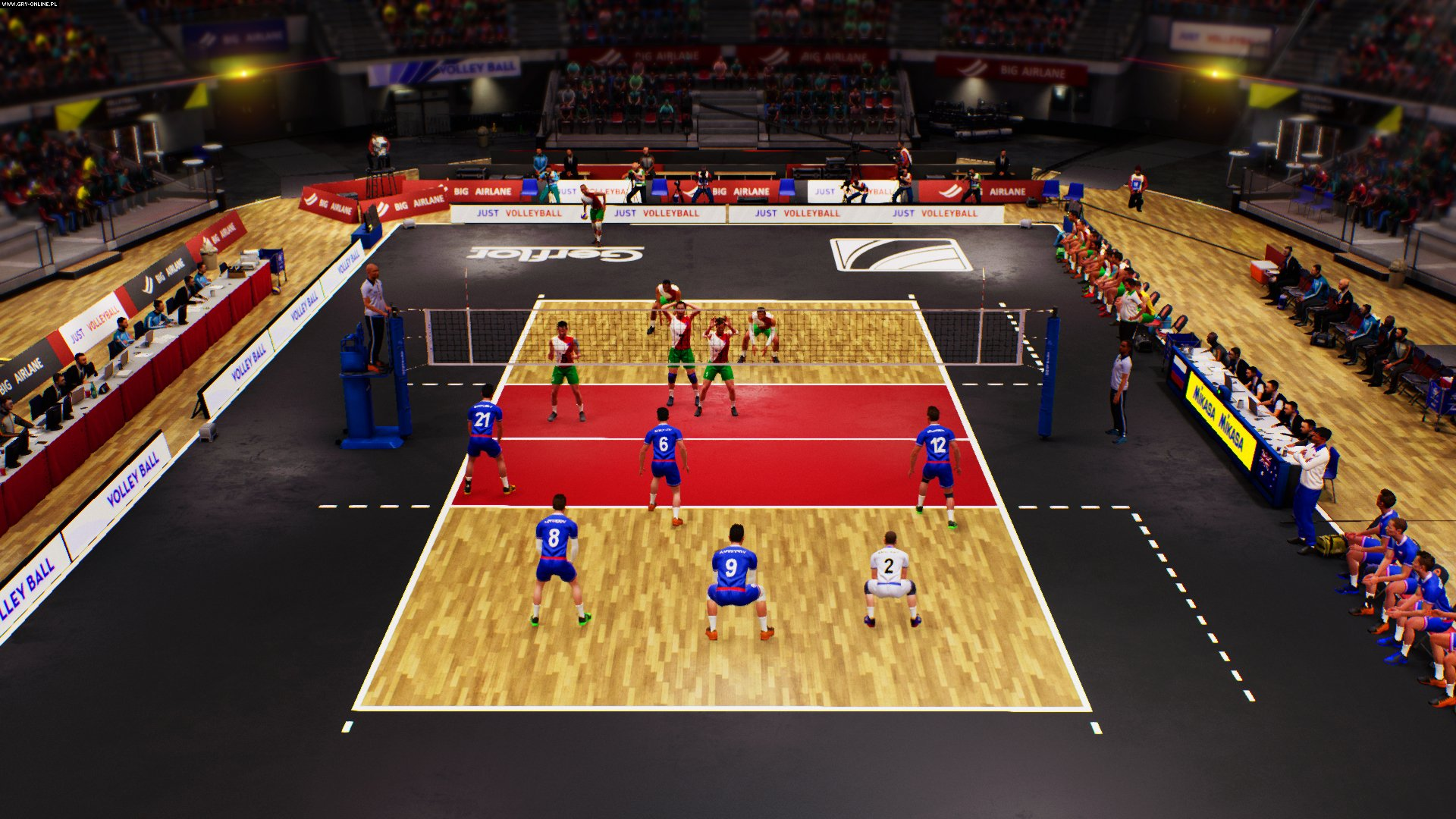 Spike Volleyball PC, PS4, XONE Games Image 2/5, Black Sheep Studio, Bigben Interactive