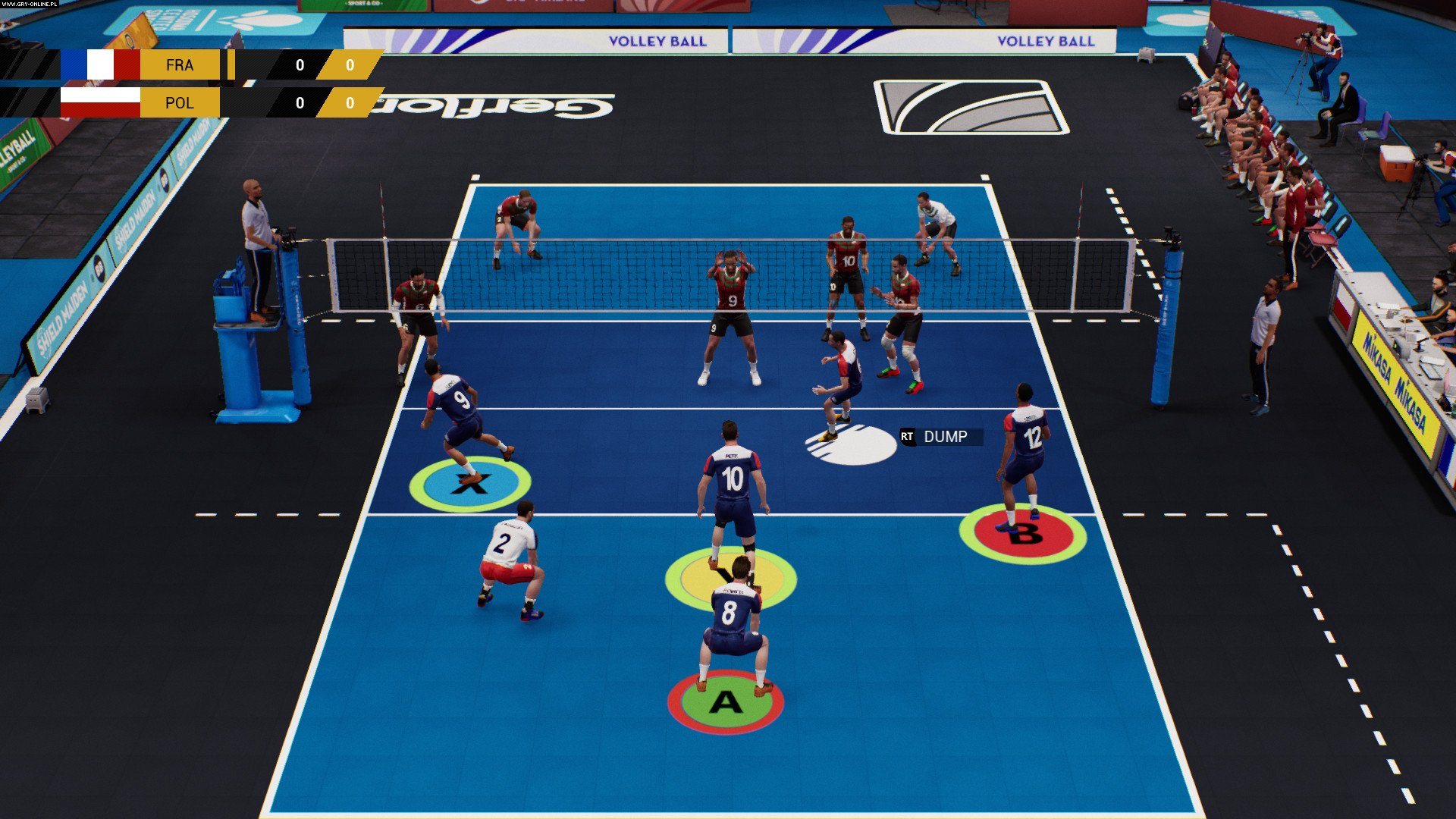 Spike Volleyball PC, PS4, XONE Games Image 1/5, Black Sheep Studio, Bigben Interactive