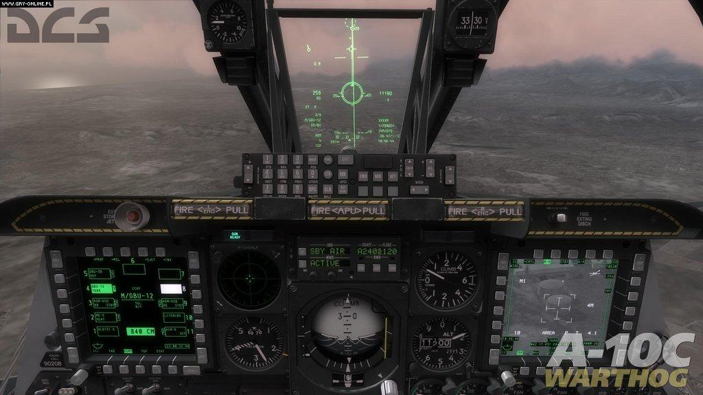 Digital Combat Simulator: A-10C Warthog - screenshots
