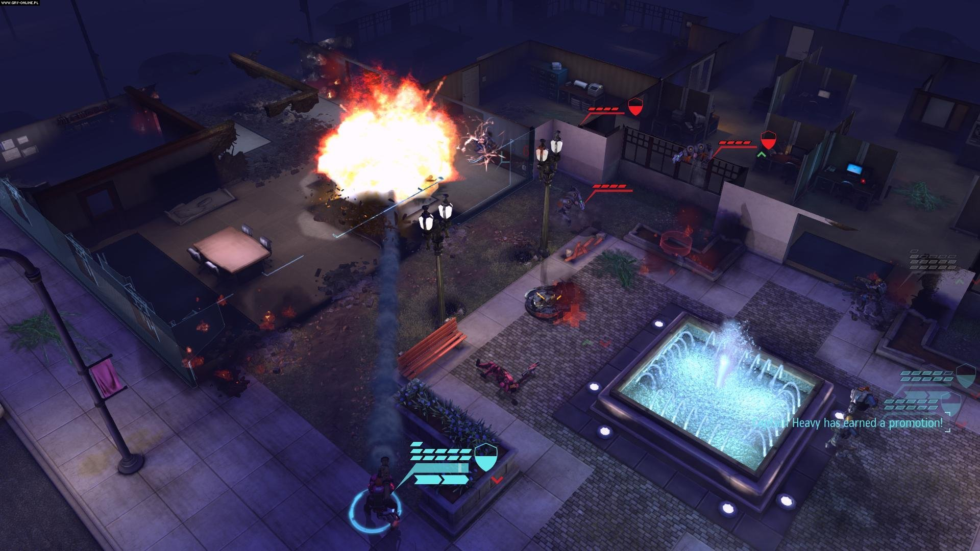XCOM: Enemy Unknown PC, X360, PS3 Gry Screen 103/179, Firaxis Games, 2K Games
