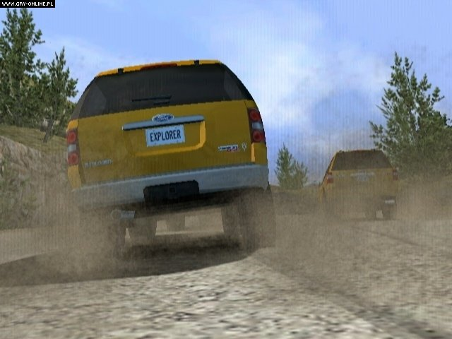 Ford Racing Off Road Wii Games Image 5/105, Empire Interactive