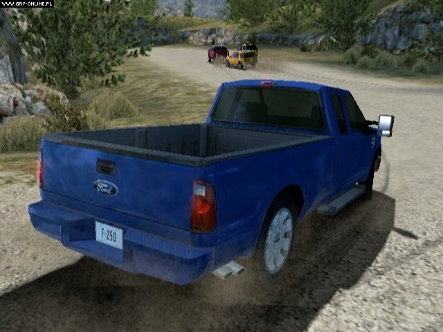Ford Racing Off Road Wii Games Image 4/105, Empire Interactive