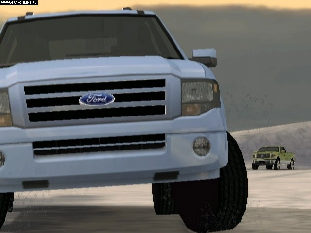 Ford Racing Off Road Wii Games Image 3/105, Empire Interactive