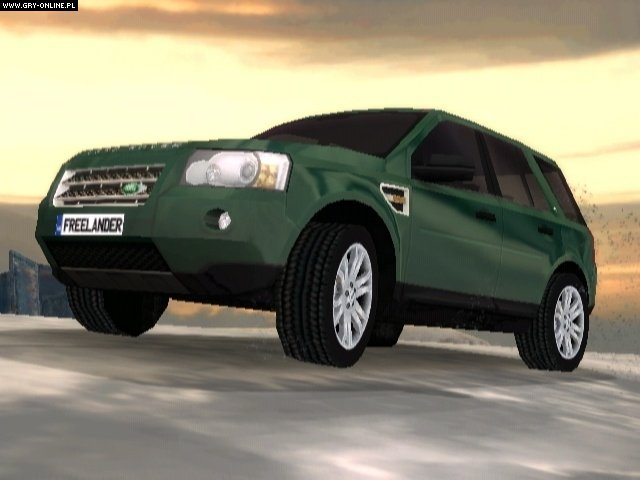 Ford Racing Off Road Wii Games Image 2/105, Empire Interactive