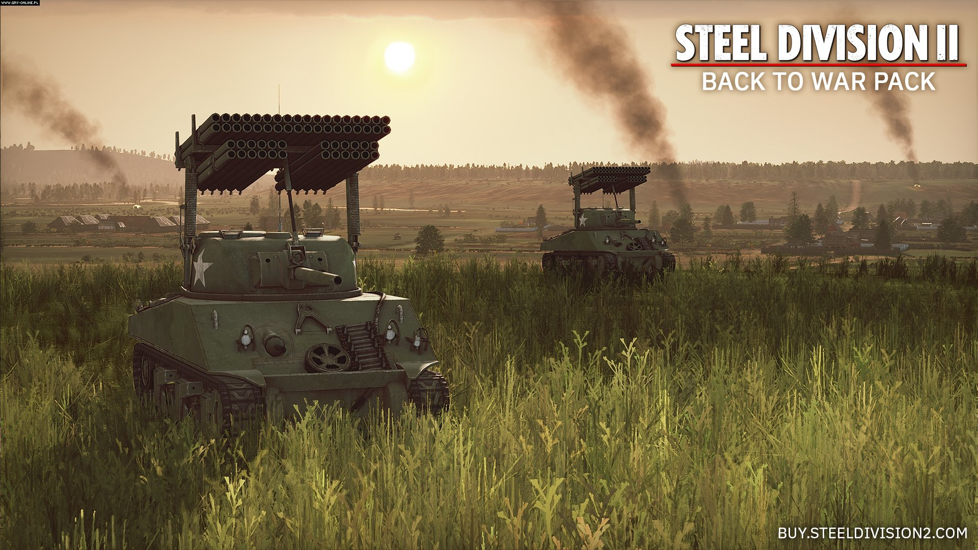 Steel Division 2 PC Games Image 4/28, Eugen Systems