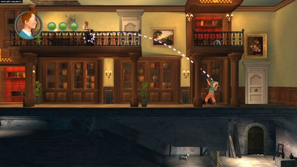 The adventures of tintin pc game