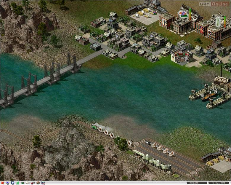 Industry Giant II (2002) - screenshots gallery ...