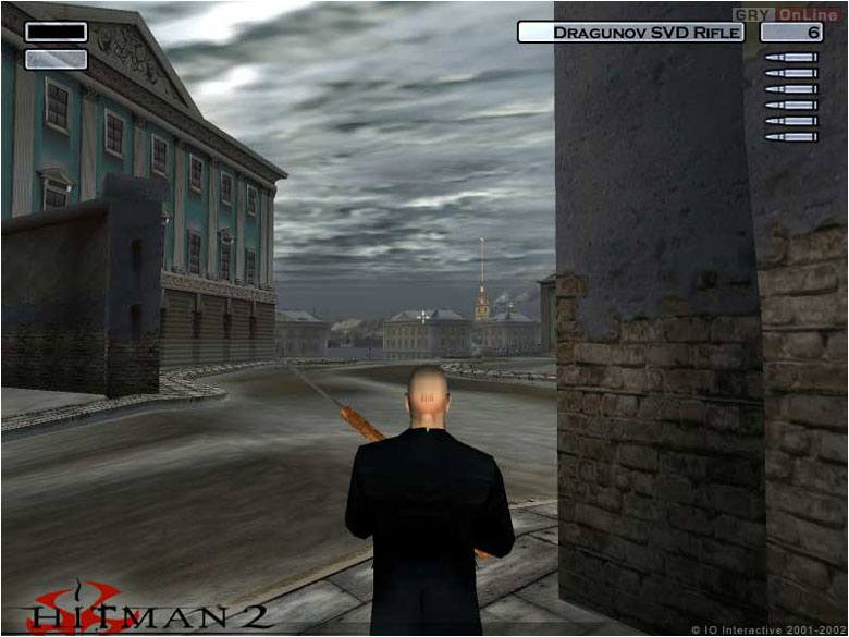 Hitman silent assassin инструкции прохождения