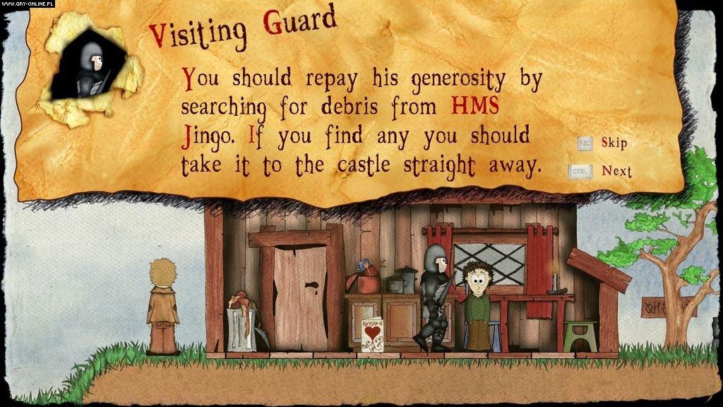 Clover: A Curious Tale - screenshots gallery - screenshot 10