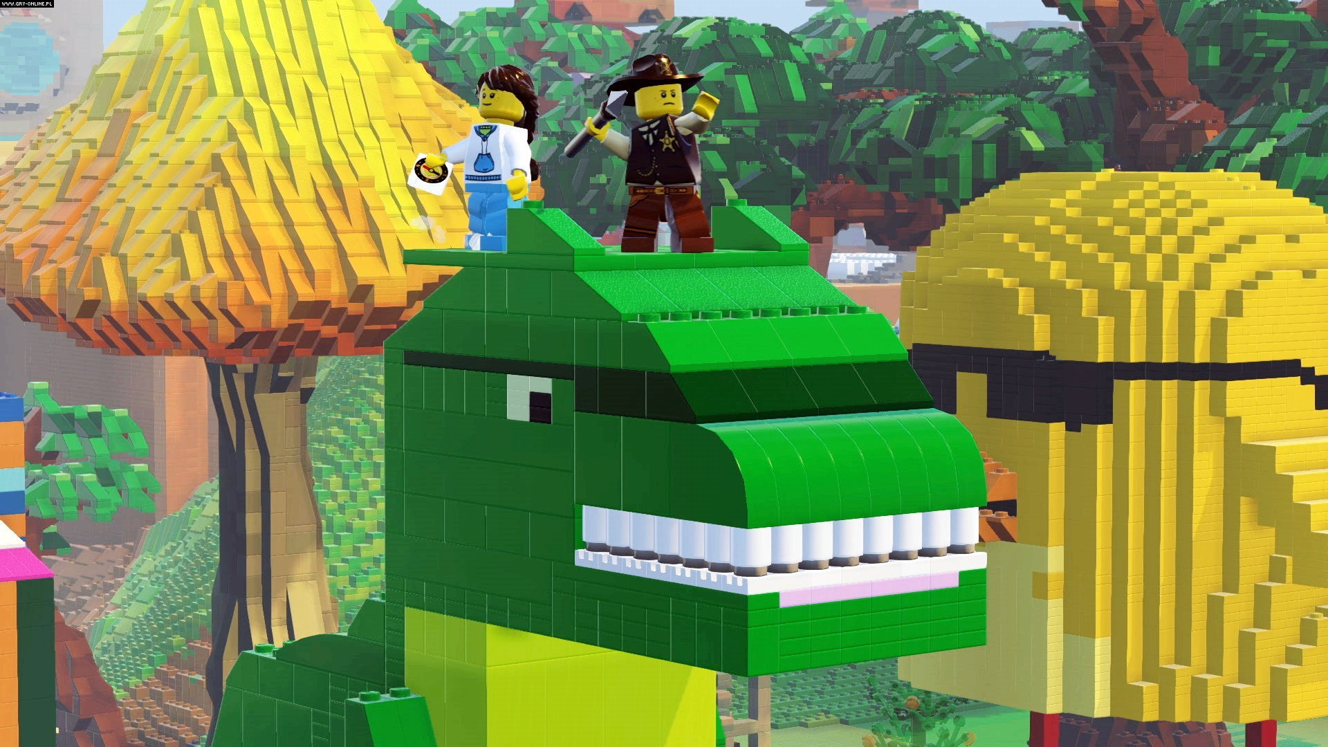 LEGO Worlds PC, PS4, XONE Games Image 10/26, Traveller's Tales, Warner Bros. Interactive Entertainment