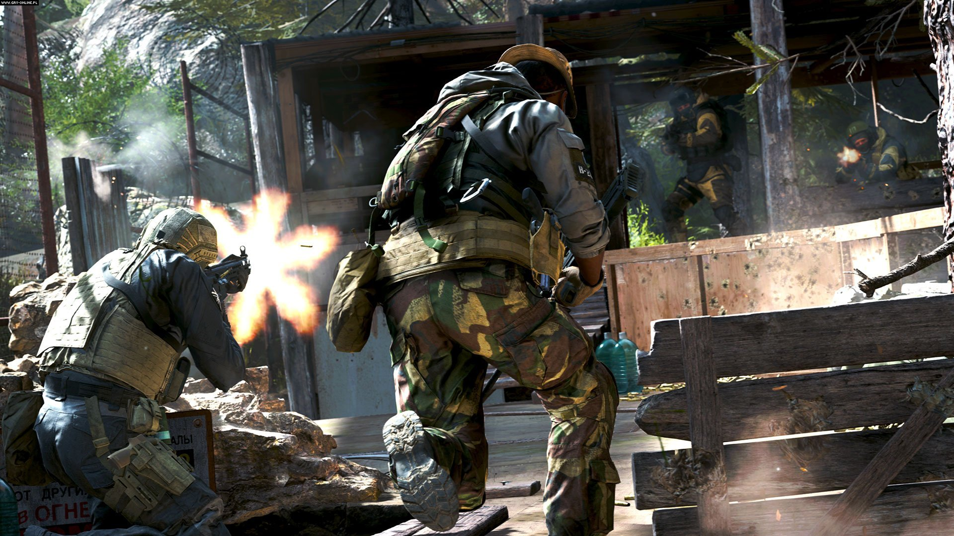 Call of Duty: Modern Warfare PC, PS4, XONE Games Image 38/47, Infinity Ward, Activision Blizzard