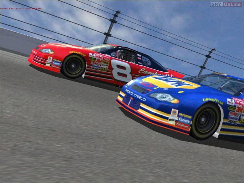 Nascar Racing Games >> NASCAR Racing 2003 Season - screenshots gallery - screenshot 3/10 - gamepressure.com