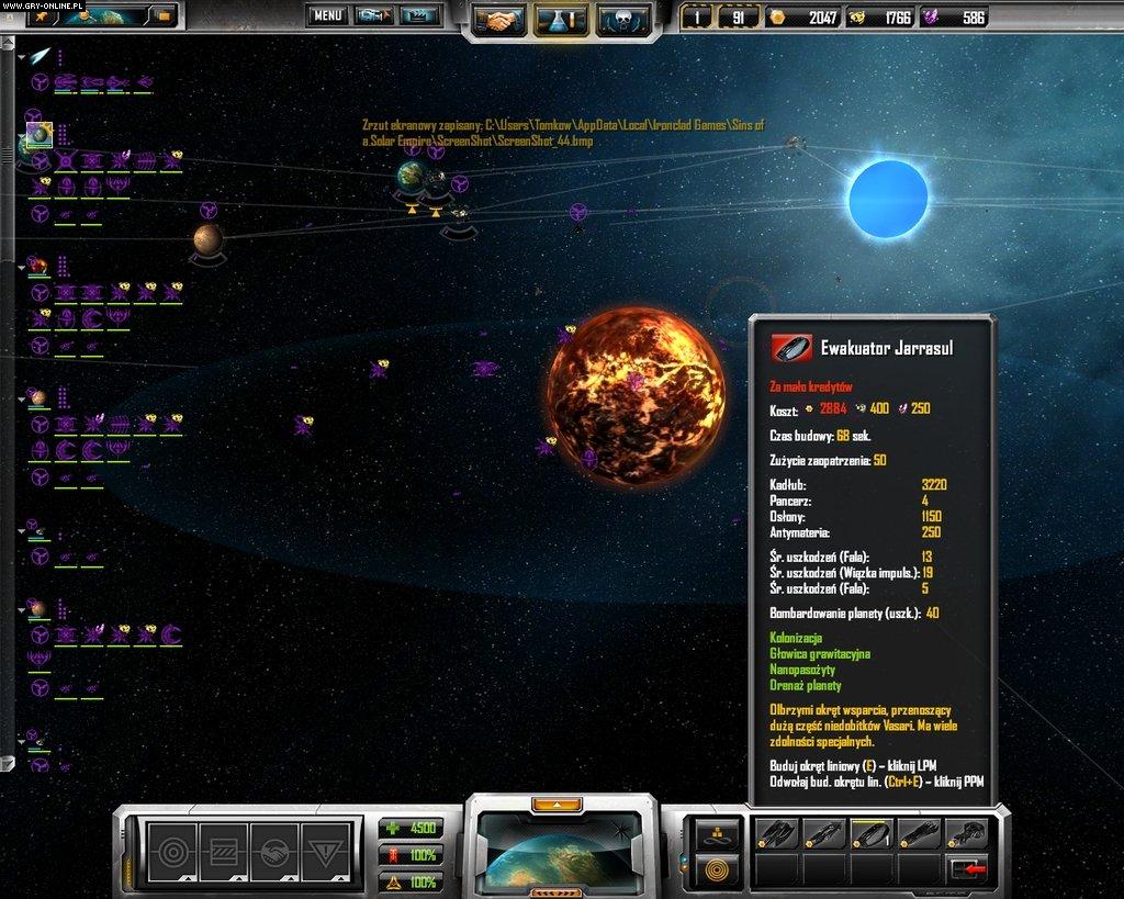 Sins of a Solar Empire: Grzechy Imperium Słońca - galeria ...