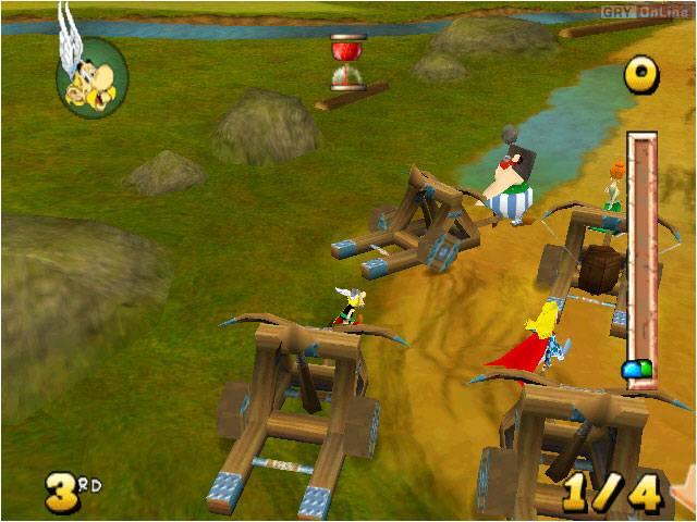 Screenshots gallery - Asterix Mega Madness, screenshot 3 / 3