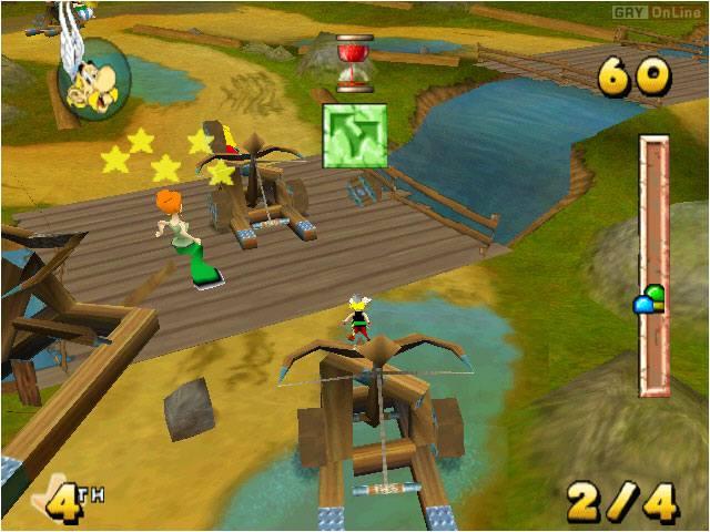 Screenshots gallery - Asterix Mega Madness, screenshot 2 / 3