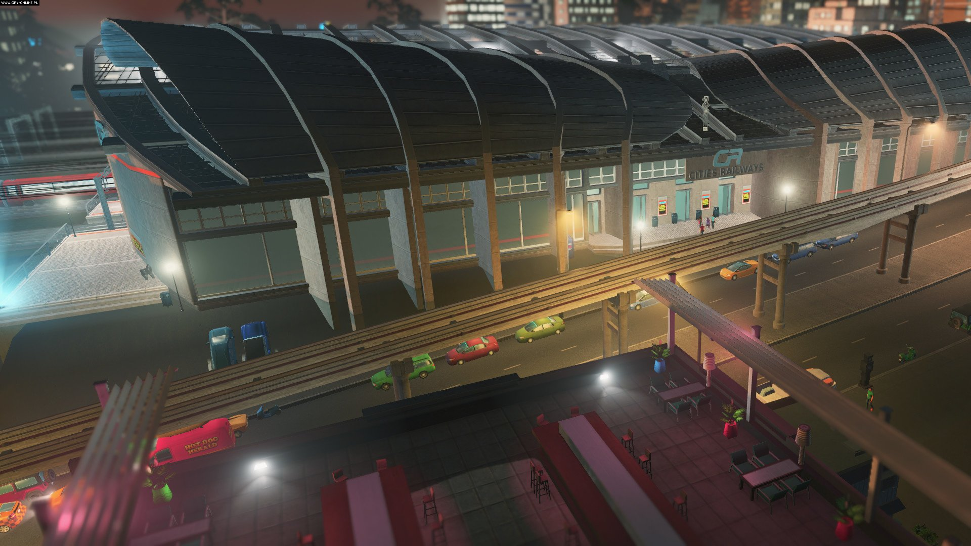Cities: Skylines - Mass Transit PC Games Image 5/11, Colossal Order, Paradox Interactive