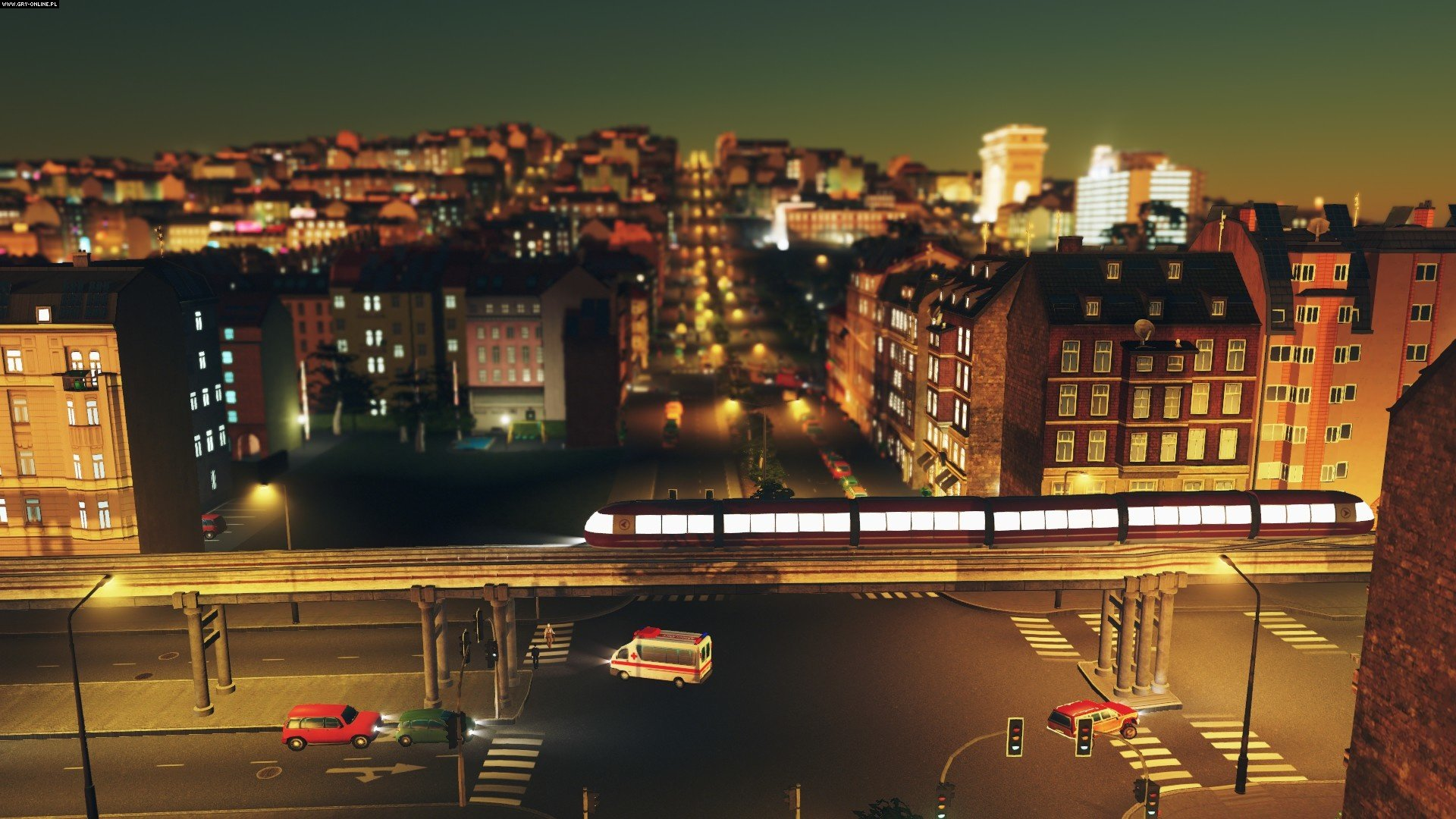 Cities: Skylines - Mass Transit PC Games Image 3/11, Colossal Order, Paradox Interactive