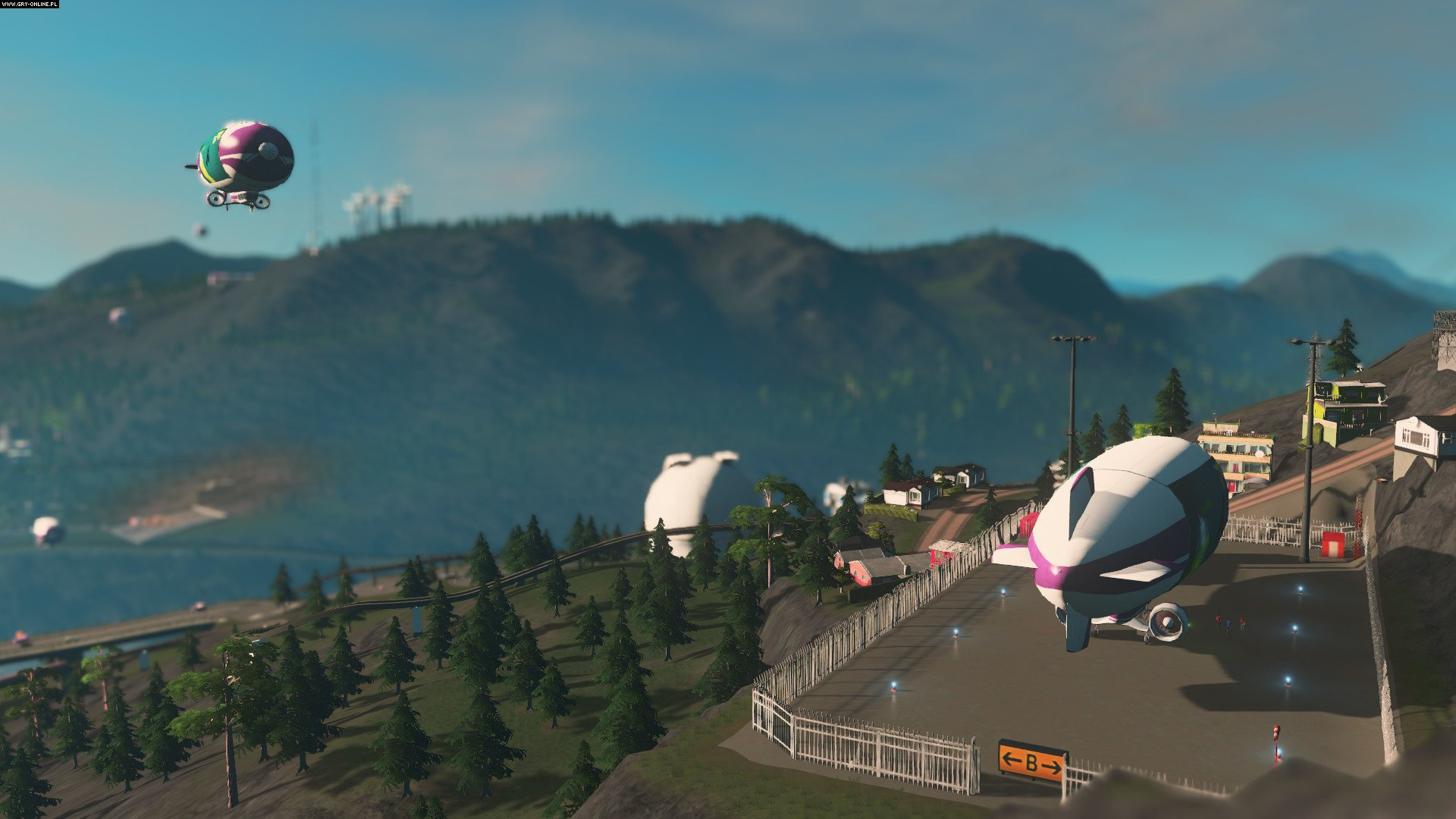 Cities: Skylines - Mass Transit PC Games Image 1/11, Colossal Order, Paradox Interactive