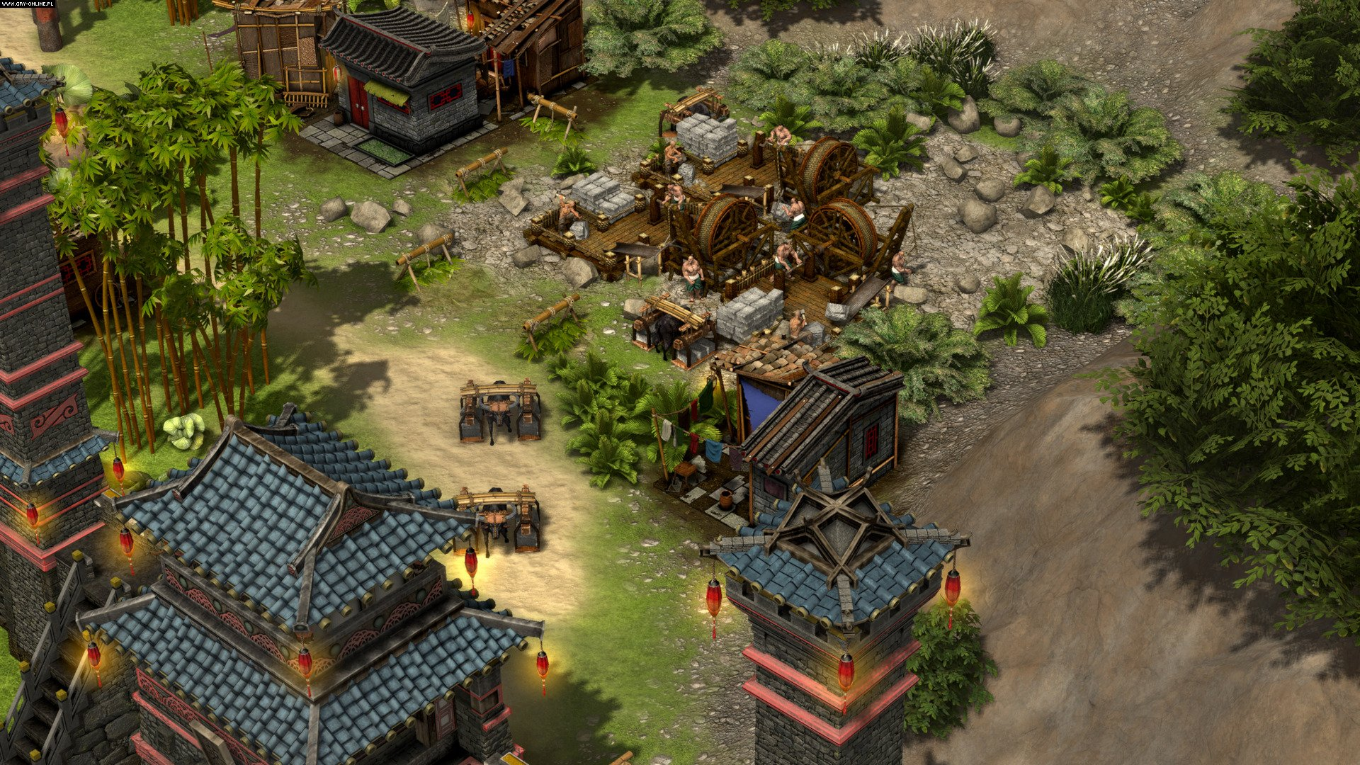 Stronghold: Warlords PC Requisitos