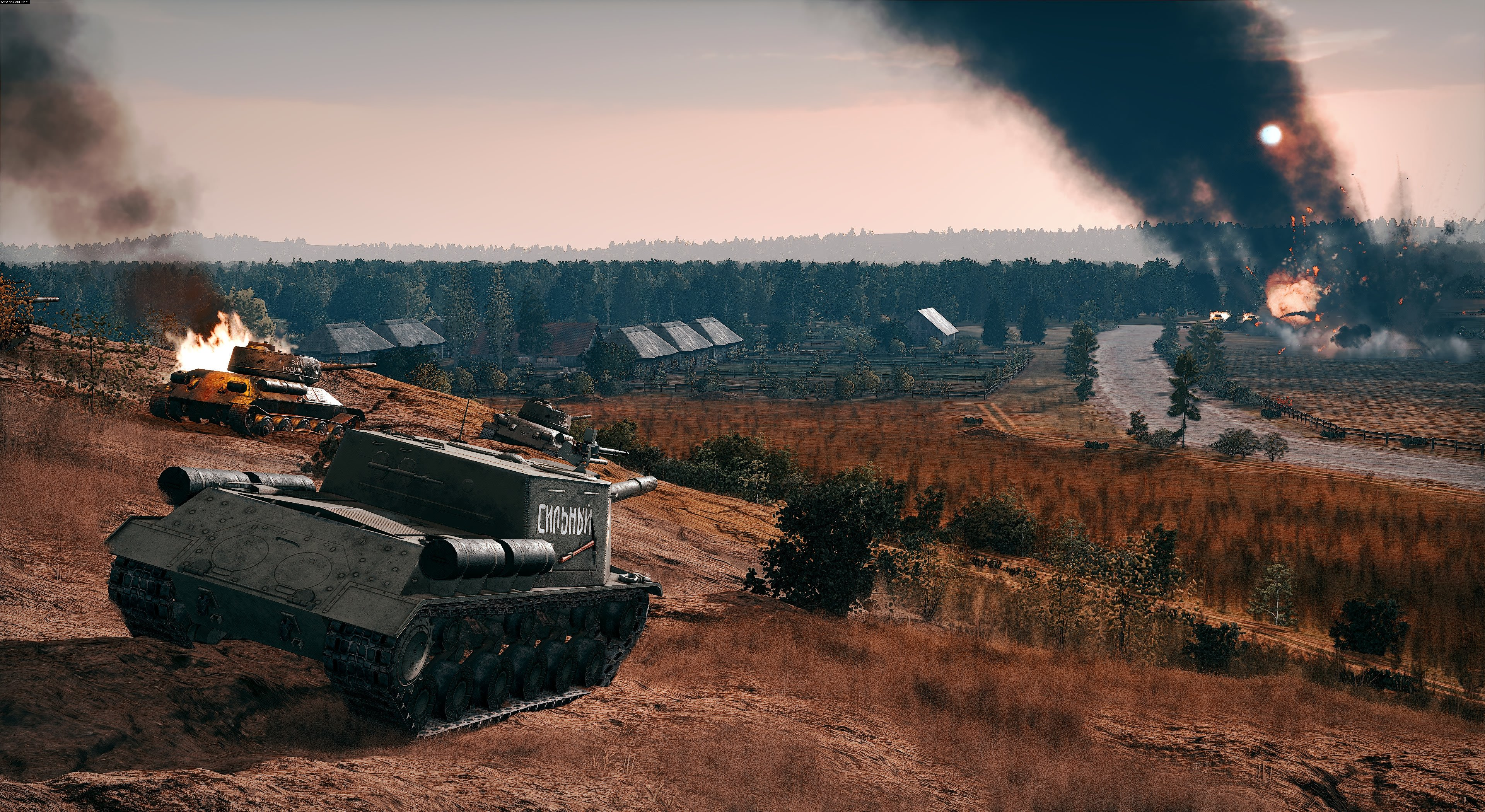 Steel Division 2 PC Games Image 1/36, Eugen Systems