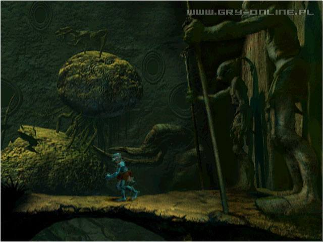 Oddworld: Abe's Oddysee PC, PS3, PSP, PSV Gry Screen 2/19, Oddworld Inhabitants, GT Interactive