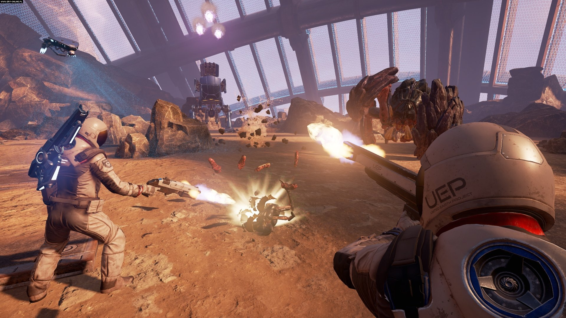 Farpoint PS4 Games Image 3/10, Impulse Gear, Sony Interactive Entertainment