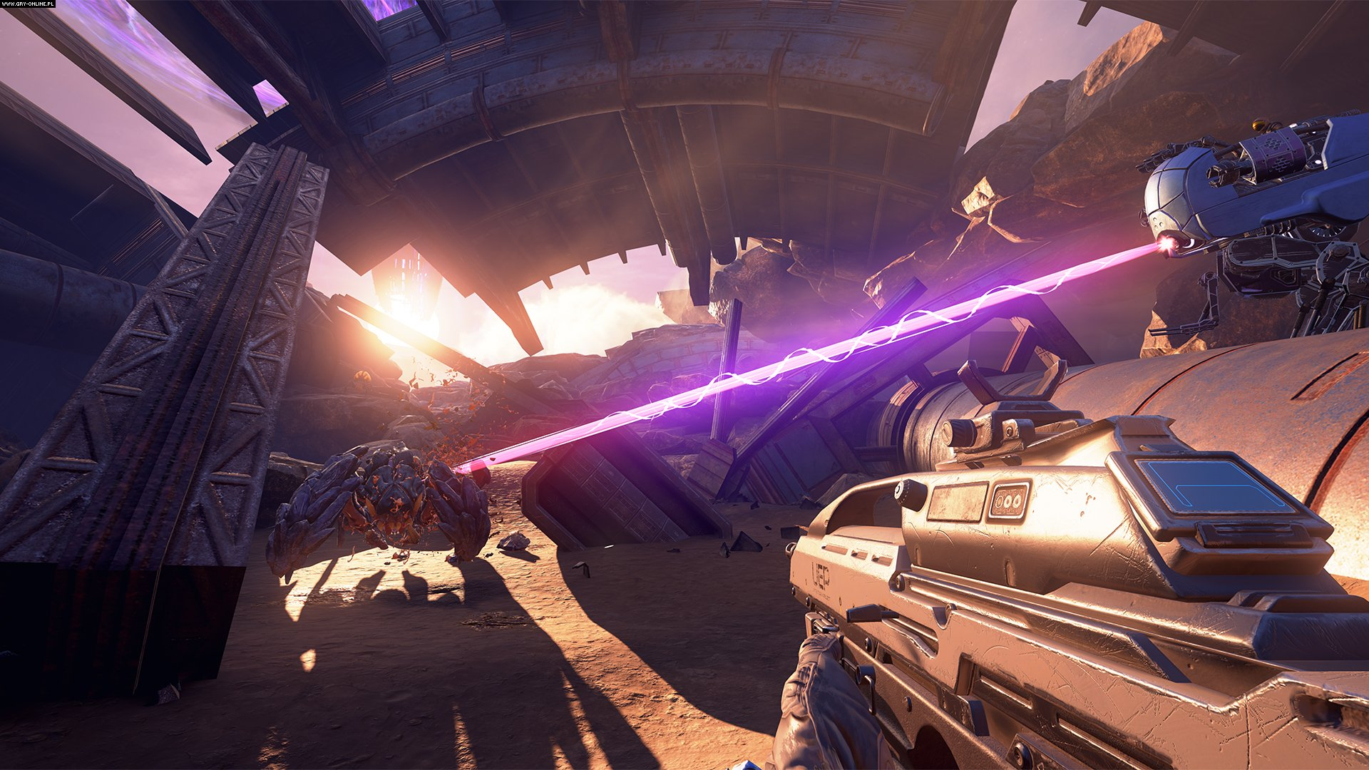 Farpoint PS4 Games Image 2/10, Impulse Gear, Sony Interactive Entertainment