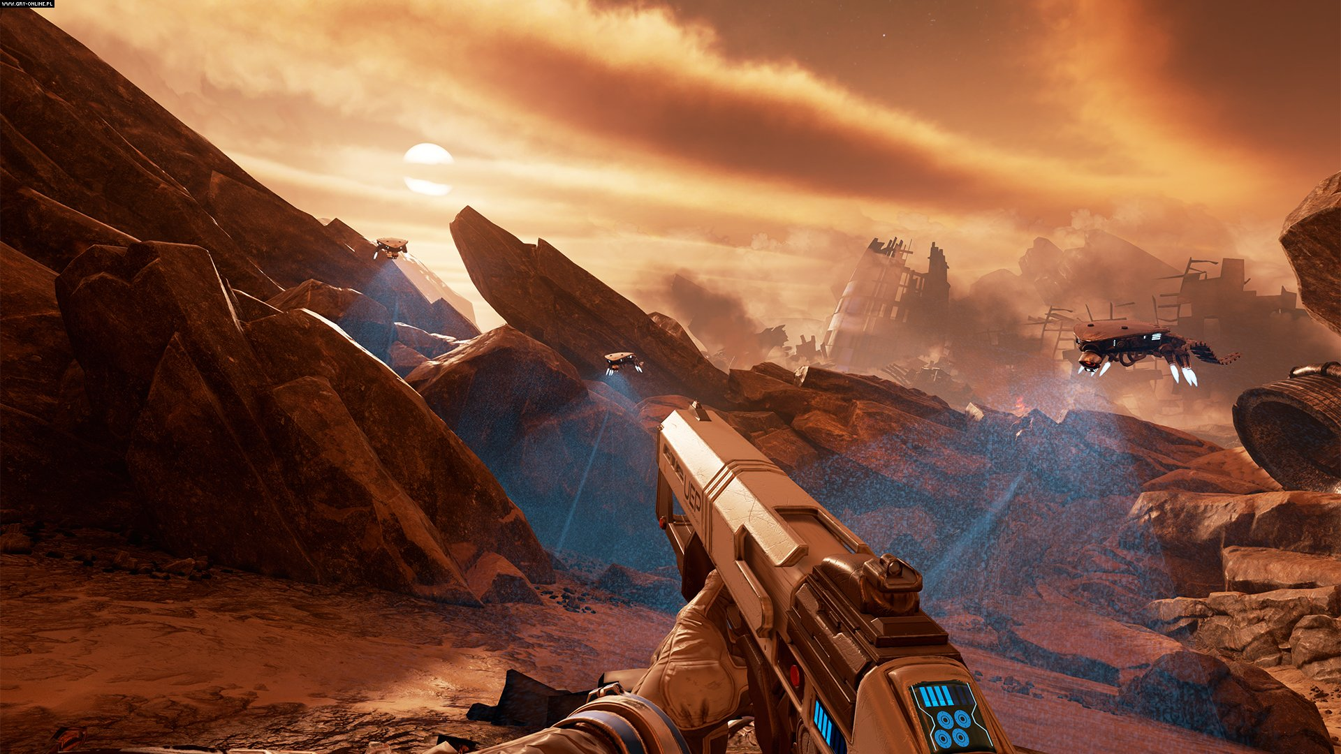 Farpoint PS4 Games Image 1/10, Impulse Gear, Sony Interactive Entertainment