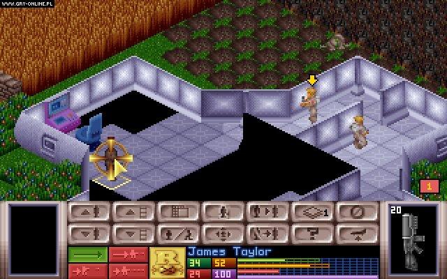 Pc/1994 ufo: enemy unknown
