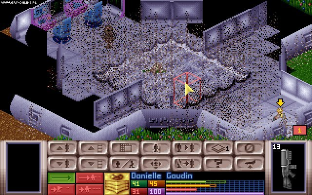 UFO: Enemy Unknown (1994) PC Gry Screen 2/13, Microprose