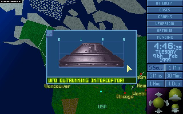 UFO: Enemy Unknown (1994) PC Gry Screen 5/13, Microprose