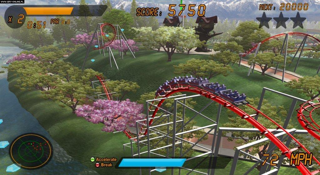 roller coaster builder online