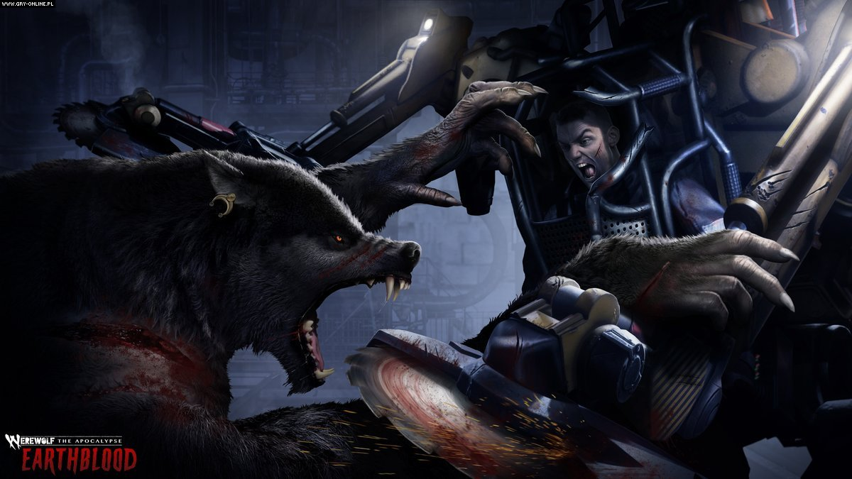 Werewolf: The Apocalypse - Earthblood PC Games Image 2/2, Cyanide Studio, Nacon / Bigben Interactive