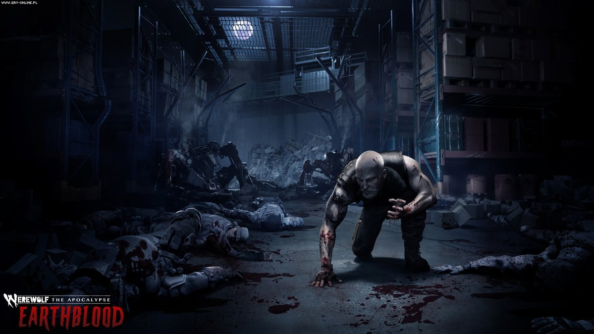 Werewolf The Apocalypse Earthblood PC requisitos