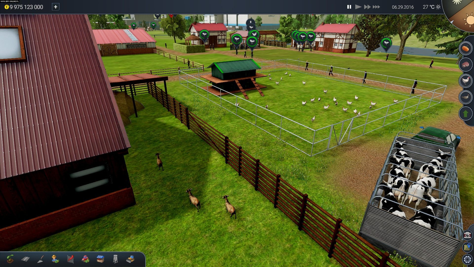 Farm Manager 2018 PC Gry Screen 11/17, Cleversan Software, PlayWay