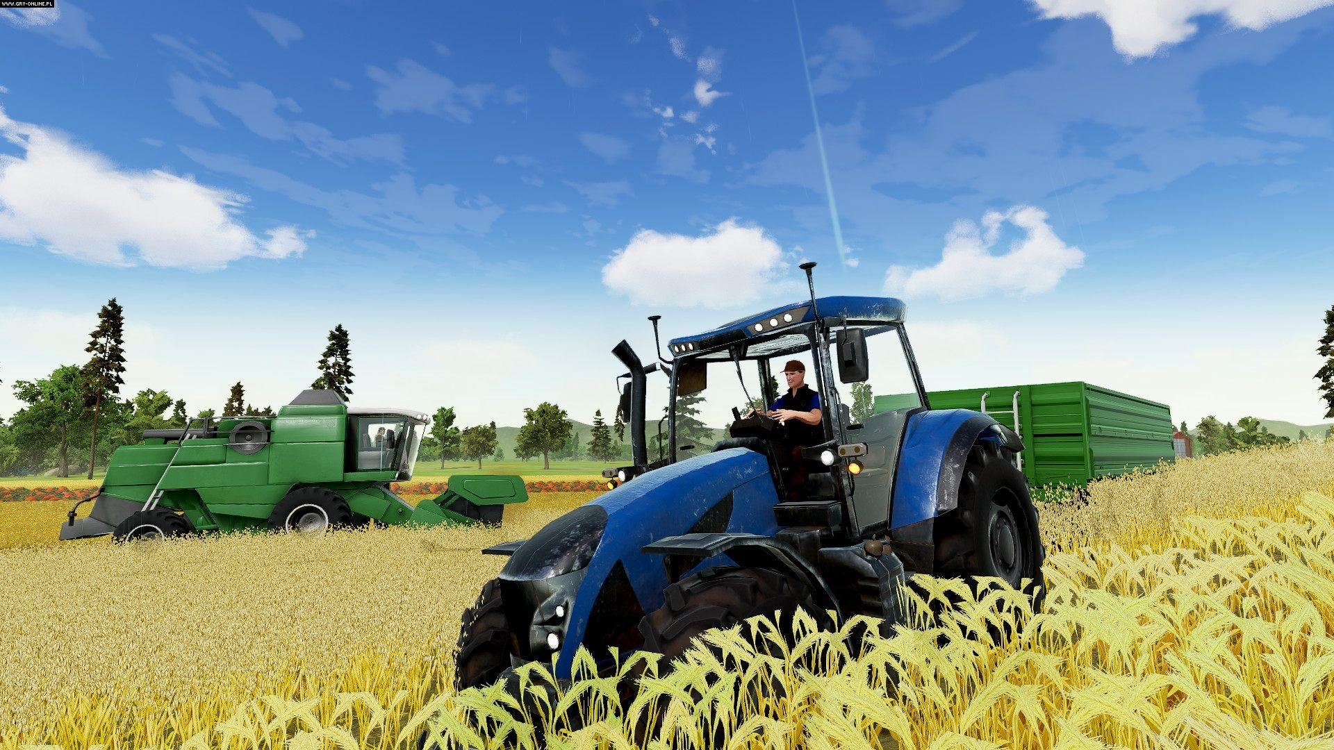 Farm Manager 2018 PC Gry Screen 4/17, Cleversan Software, PlayWay