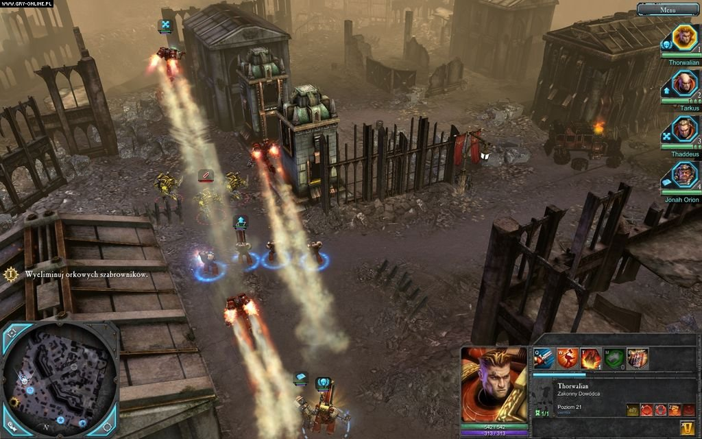 Warhammer 40,000: Dawn of War II - Chaos Rising PC Games Image 3/99, Relic Entertainment, THQ Inc.
