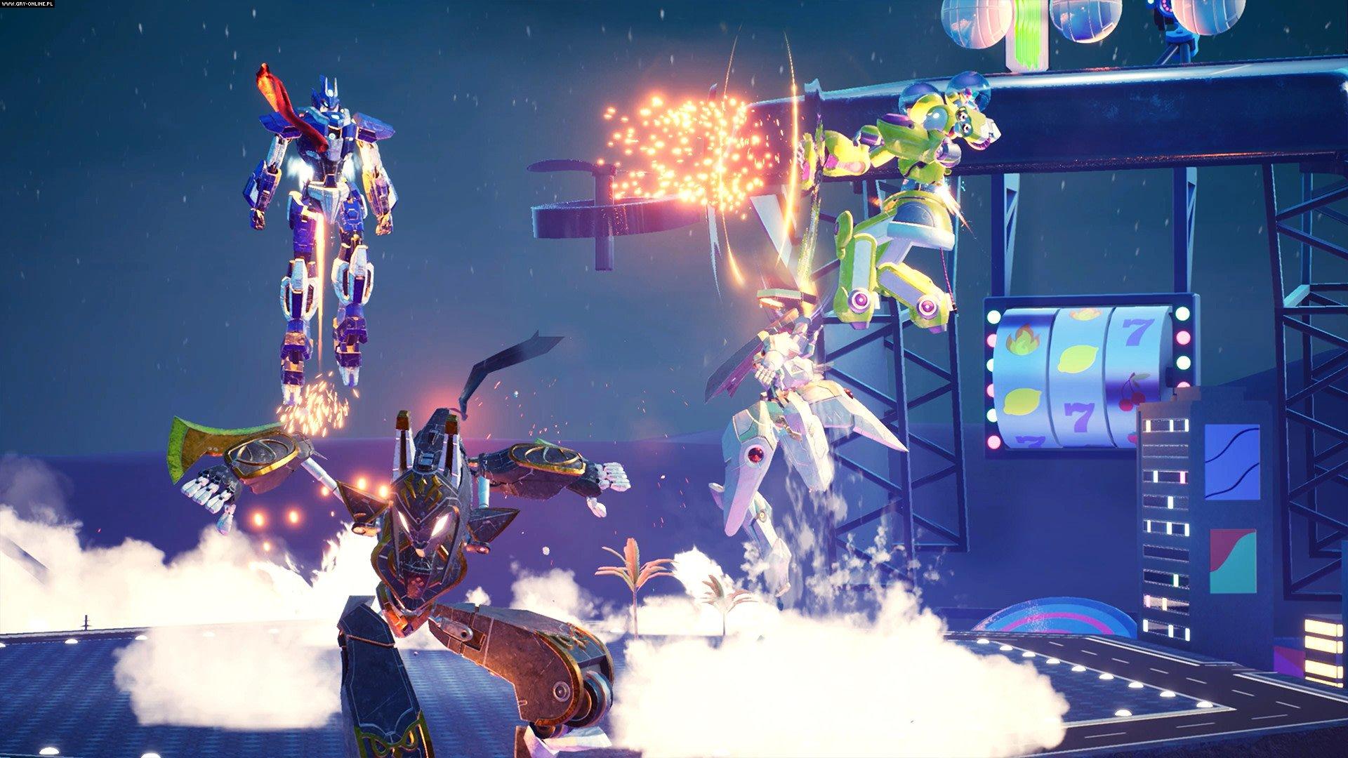 Override 2: Super Mech League-gameplay