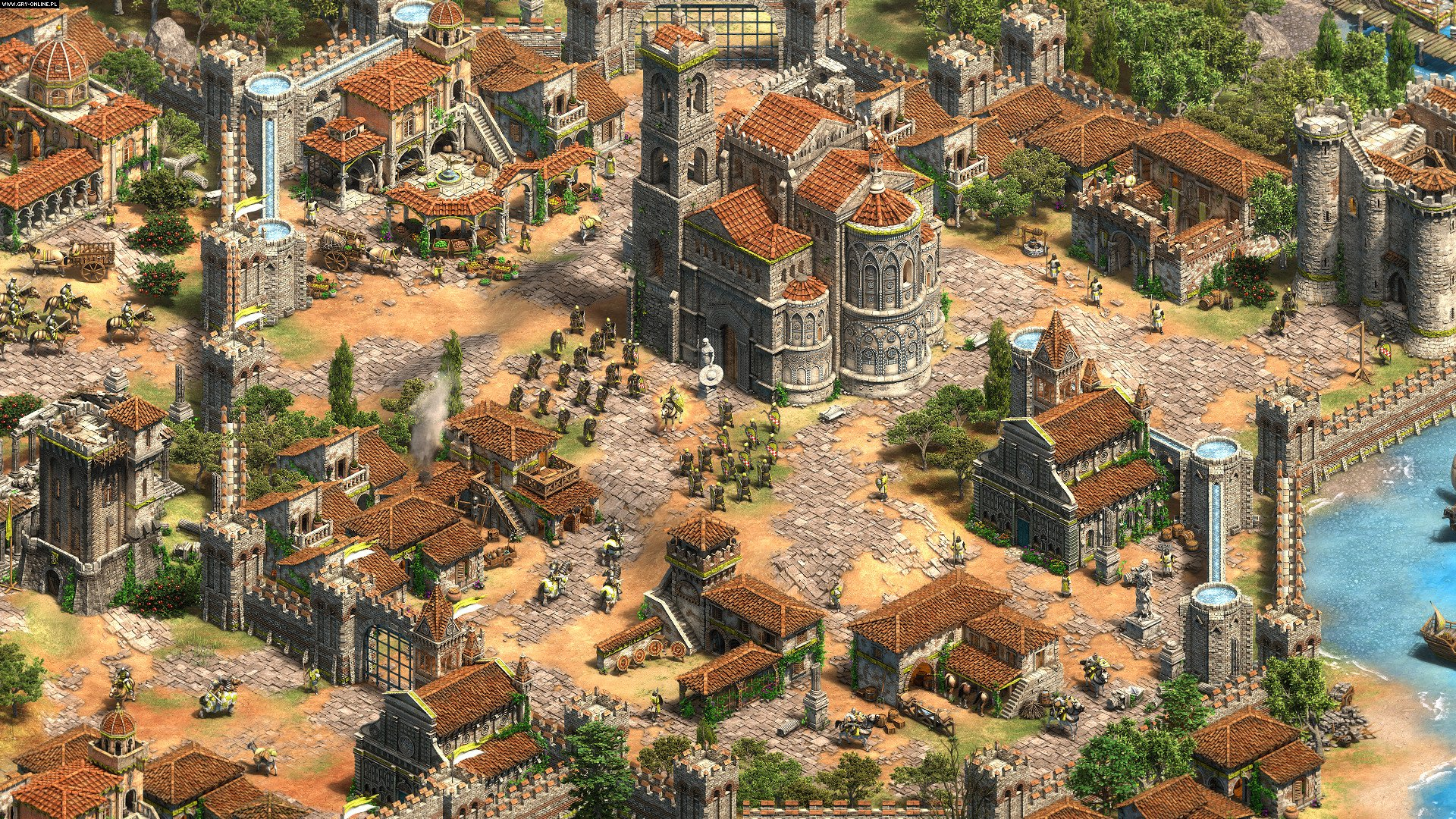 Age of Empires II: Definitive Edition-Lords of the West PC, foto: reprodução