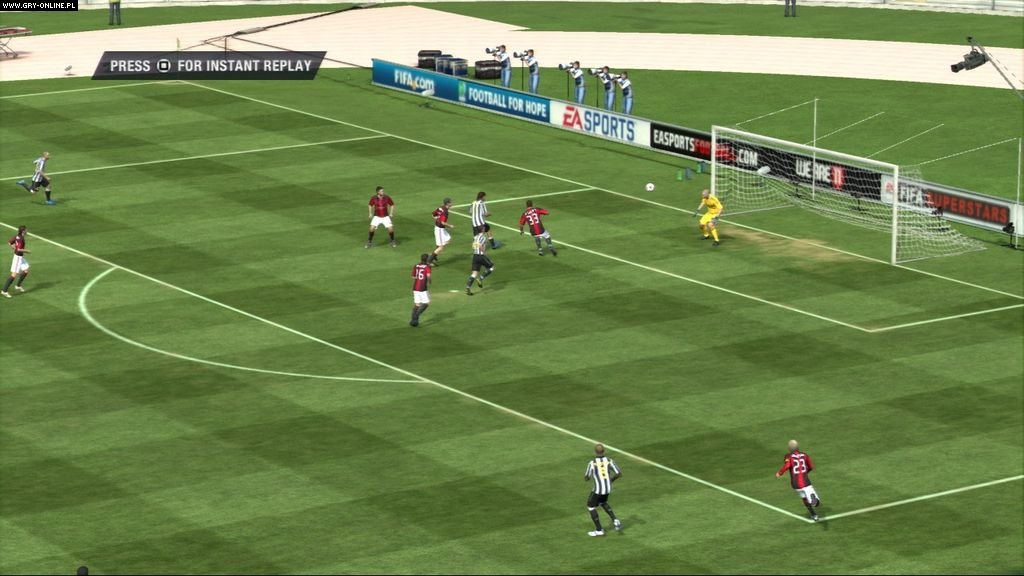 Sports Games For Ps3 : Fifa screenshots gallery screenshot