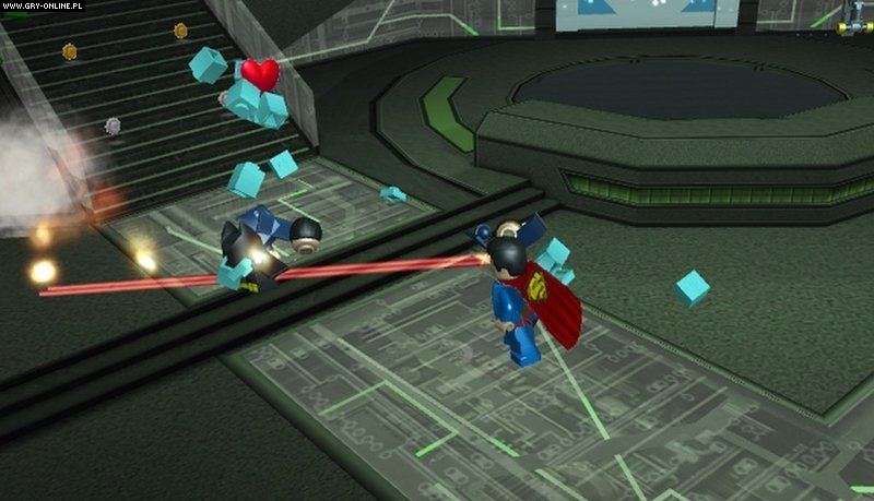 LEGO Batman 2: DC Super Heroes PSV Gry Screen 3/27, Traveller's Tales, Warner Bros. Interactive Entertainment
