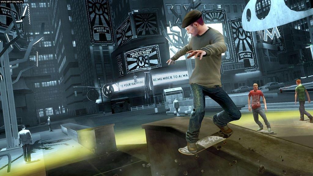 Shaun White: Скейтборд / Shaun White Skateboarding (2010/RUS/RePack by GUGU