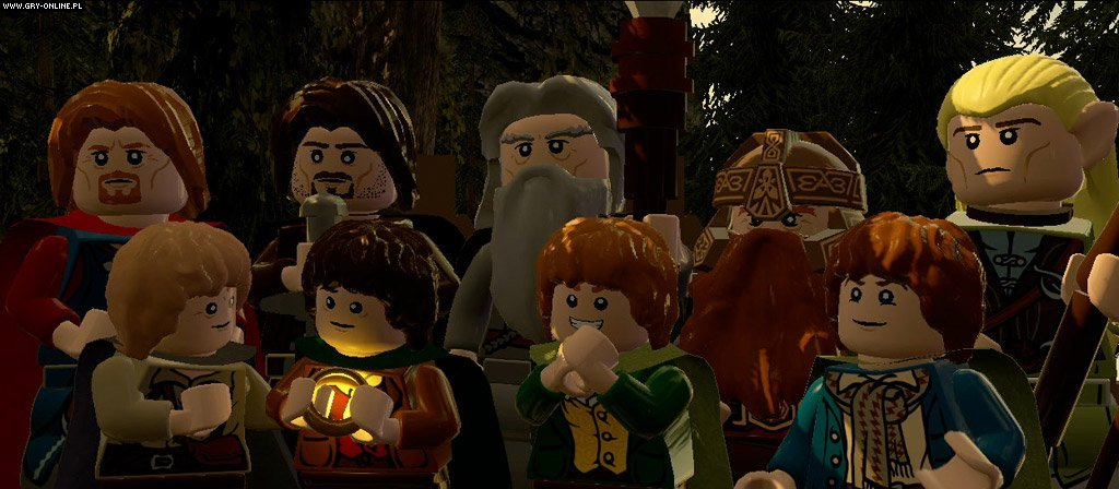 Lego Pippin Lord Of The Rings