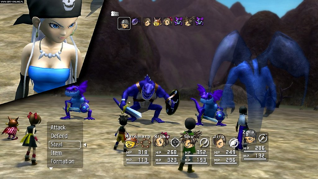 Blue Dragon X360 Gry Screen 5/12, Mistwalker, Microsoft Studios