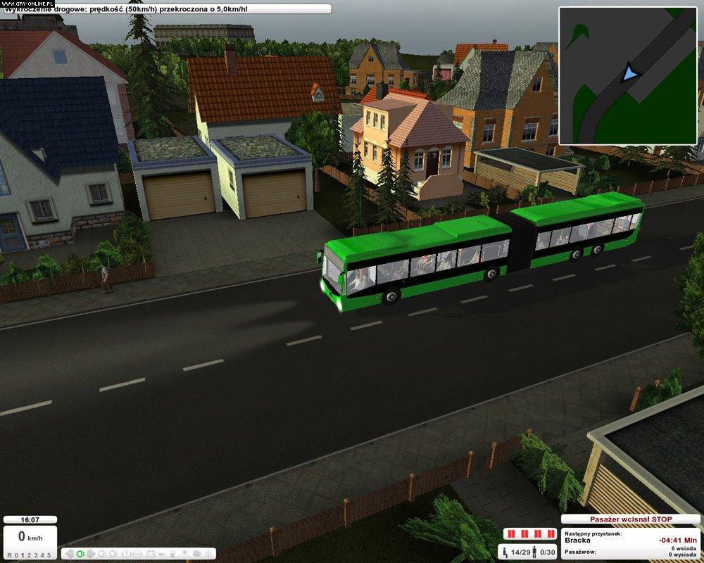 games bus
