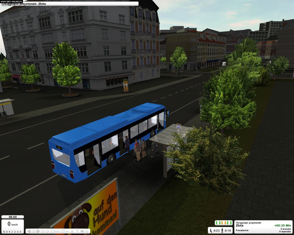 Symulator Autobusu PC Gry Screen 1/8, Contendo Media, astragon Entertainment