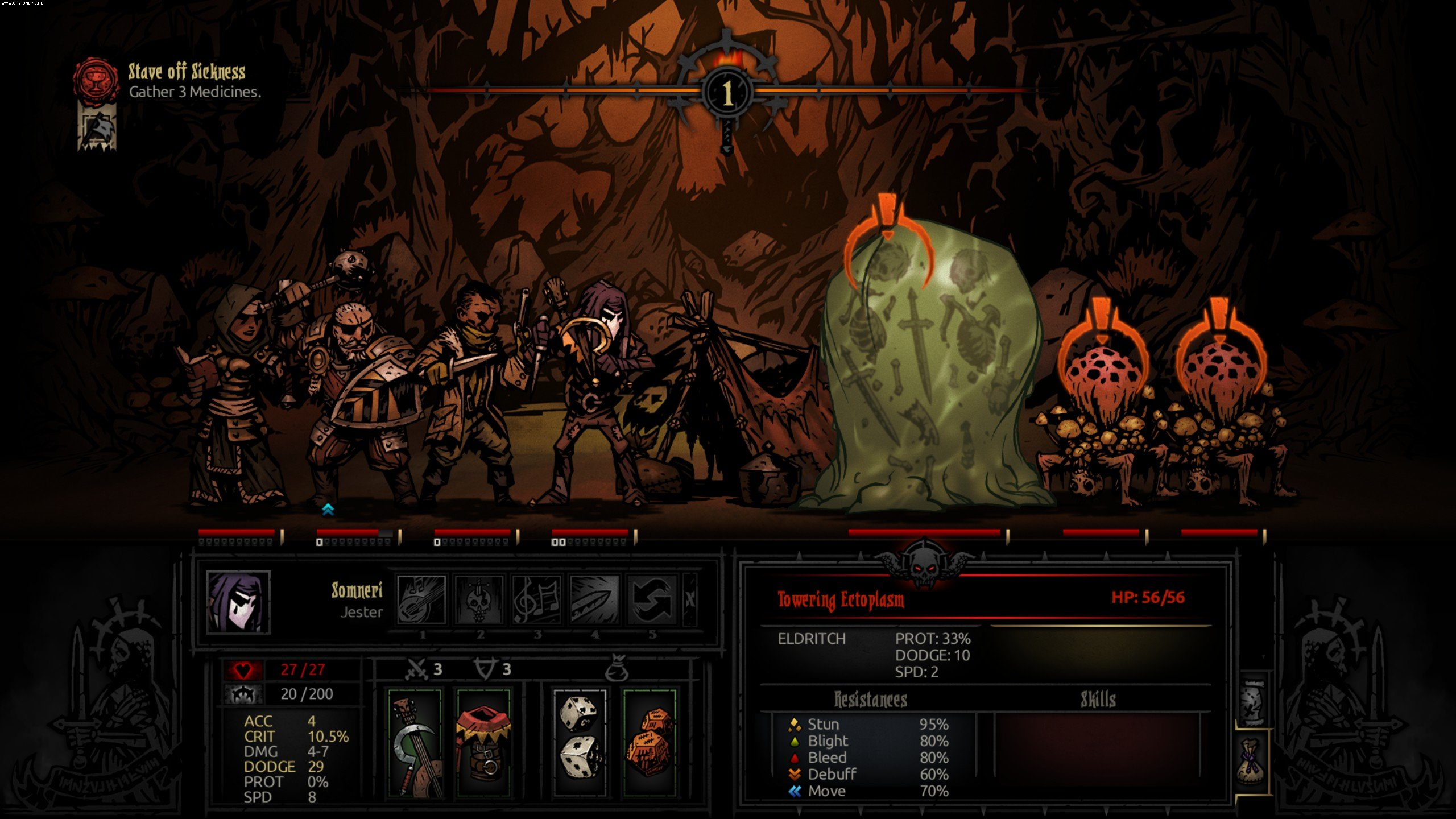 Darkest Dungeon PC Games Image 6/108, Red Hook Studios