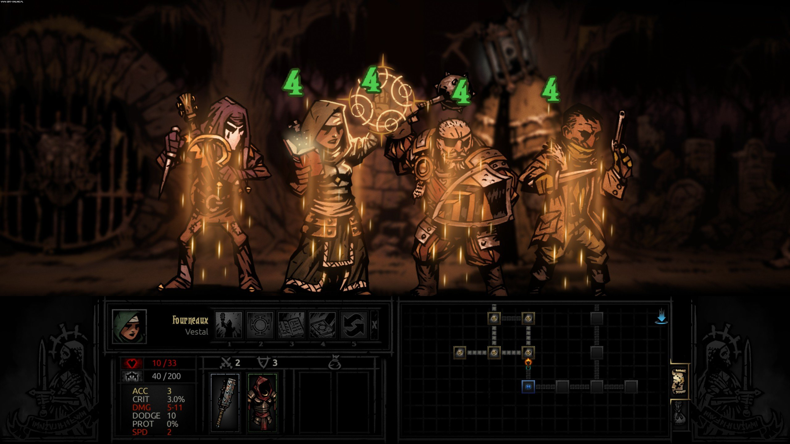 Darkest Dungeon PC, Switch Games Image 4/108, Red Hook Studios