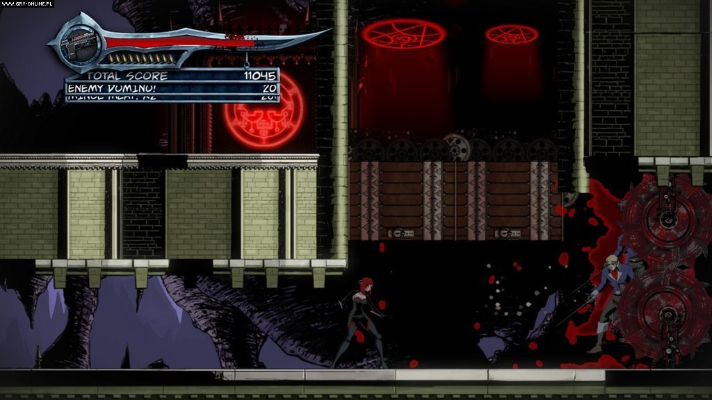 BloodRayne: Betrayal X360 Gry Screen 7/38, WayForward Technologies, Majesco Entertainment