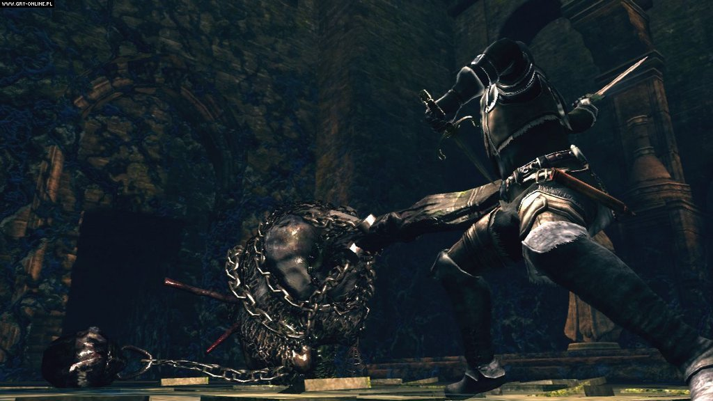 Dark Souls X360, PS3 Gry Screen 1/156, FromSoftware, Bandai Namco Entertainment